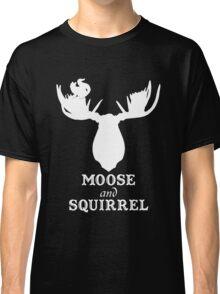 Supernatural - Moose and Squirrel  Classic T-Shirt
