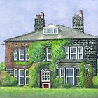 The Old Vicarage, St. Margaret's Church, Horsforth, Leeds by Brian Hargreaves
