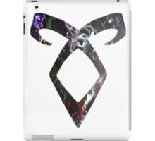 Angelic Enkeli Galaxy Rune iPad Case/Skin