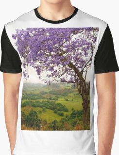 Tropical hide-away Graphic T-Shirt