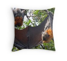Now thats quite a wing ! Throw Pillow