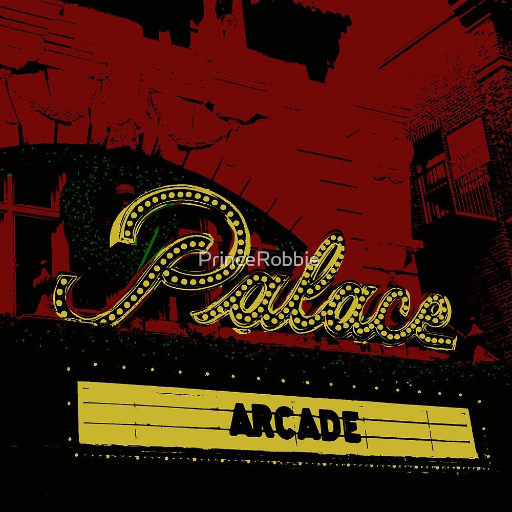 Palace Arcade, Christmas '62 by PrinceRobbie