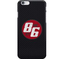 86 - AE or GT?   (dark print) iPhone Case/Skin