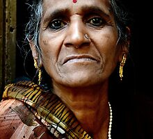 A Woman in Kolkata by Valerie Rosen