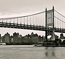 Formerly Known as The Triboro Bridge by Vincent Feliciano