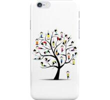 Hatha Yoga Tree iPhone Case/Skin