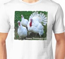 Eat Chicken For Thanksgiving Unisex T-Shirt
