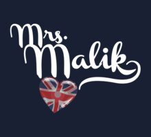 Mrs. Malik - White Text by VRex