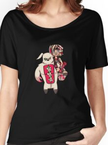 Tiny Tina - Annie Tibbers Women's Relaxed Fit T-Shirt