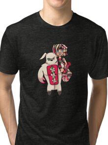 Tiny Tina - Annie Tibbers Tri-blend T-Shirt