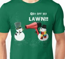GET OFF MY LAWN!! Unisex T-Shirt