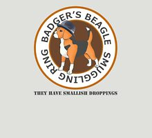 Badger's Beagle Smuggling Ring V2.5 Unisex T-Shirt