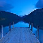 Dawn at Lake Rotoiti by Images Abound | Neil Protheroe