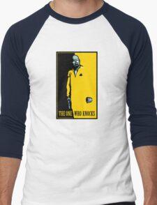 The One Who Knocks Men's Baseball ¾ T-Shirt