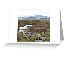 High Country Stream Greeting Card