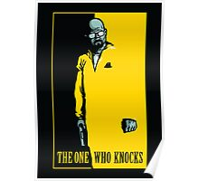 The One Who Knocks - POSTER Poster
