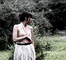 Lace I by Nicole Sedlacek
