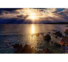 West Cork Coastline Photographic Print