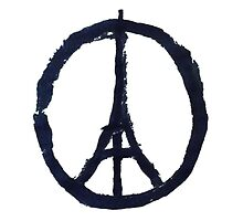 Pray for Paris - Peace by popular