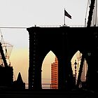 Brooklyn Silhouette by Fern Blacker