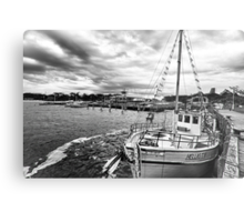 All Tide Up Metal Print