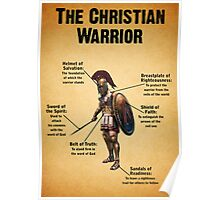 The Christian Warrior Poster