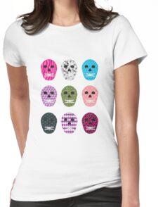 Sugar Pattern Skulls T-Shirt