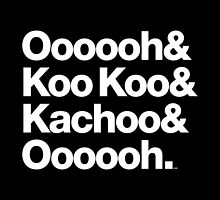Koo Koo Kachoo Hydraulic P-Funk Merch by juk8ox