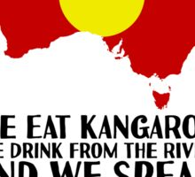 This Is Australia | We Welcome You Sticker