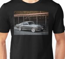 'Eleanor'-inspired Mustang Fastback Unisex T-Shirt