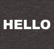Adele Hello by iamacreator