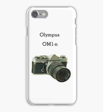 OM1-n iPhone Case iPhone Case/Skin