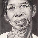 Vietnam, a portrait 2013 by Mitchell O'Mahoney