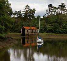 Boat House Westport by Nicola Lee