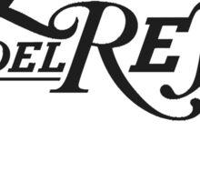 Lana Del Ray Logo Black Sticker