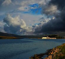 Newquey County Clare Ireland by Matthew Laming