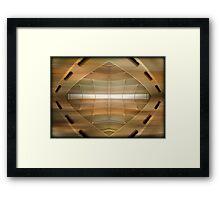 MAM ceiling © Framed Print