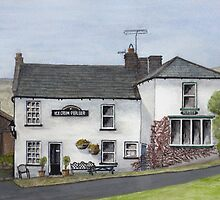 Reeth Ice Cream Parlour, Swaledale by Brian Hargreaves