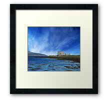 Martello Tower County Clare Ireland Framed Print