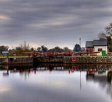 Termonbarry Lock by Nicola Lee