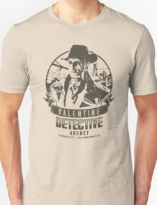 Valentine Detective Agency - Green T-Shirt
