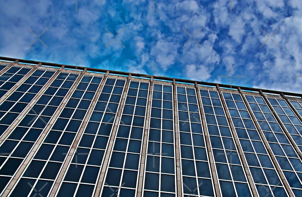 Cloudy Windows by Denise Abé