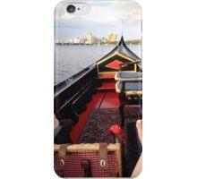 Charles River Boston, MA iPhone Case/Skin