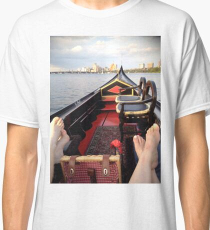 Charles River Boston, MA Classic T-Shirt