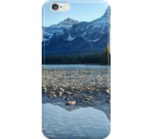 Sunwapta River in the Canadian Rockies iPhone Case/Skin