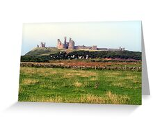147 - DUNSTANBURGH CASTLE - DAVE EDWARDS - 2012 Greeting Card
