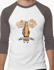Save your Rear End, Run Like the Wind Men's Baseball ¾ T-Shirt