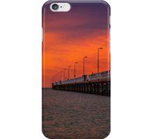 Blood Sky Busselton iPhone Case/Skin