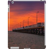 Blood Sky Busselton iPad Case/Skin