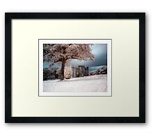 Dreams - Infrared Framed Print